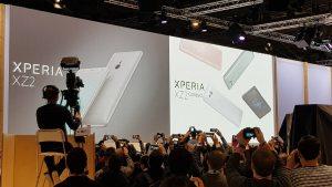 Sony rafraîchit le design de ses smartphones avec les Xperia XZ2 et XZ2 Compact