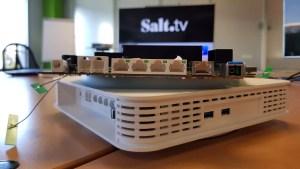 Salt TV, Salt fiber: l'opérateur redresse progressivement la barre