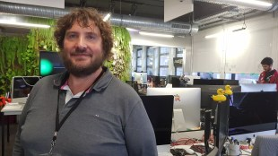 Nicolas Sadirac, co-fondateur avec Xavier Niel, propriétaire de Salt, de l'Ecole 42 de Paris.