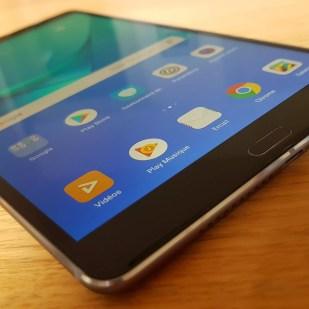 Huawei MediaPad M5: un écran 2K de 8,4 pouces.