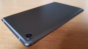Huawei MediaPad M5: un capteur photo proéminent.