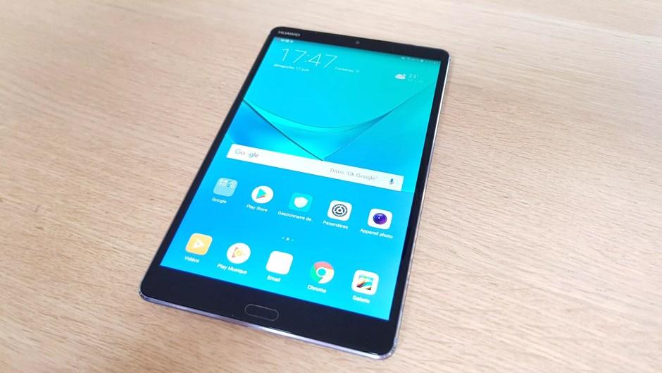 Huawei MediaPad M5: pour son rapport qualité / prix et Android 8.0.