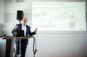 Elmar Gasser, CTO de Sunrise, explique le lancement de la 5G en Suisse.