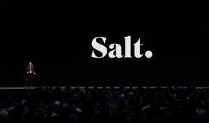 Apple met à jour tous ses systèmes et fait l'apologie de Salt TV!