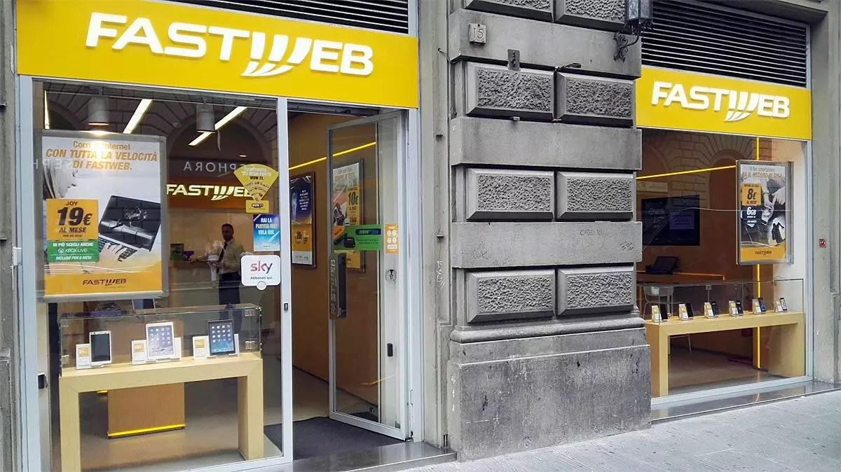 Fastweb, la filiale italienne de Swisscom, se développe sur le mobile.