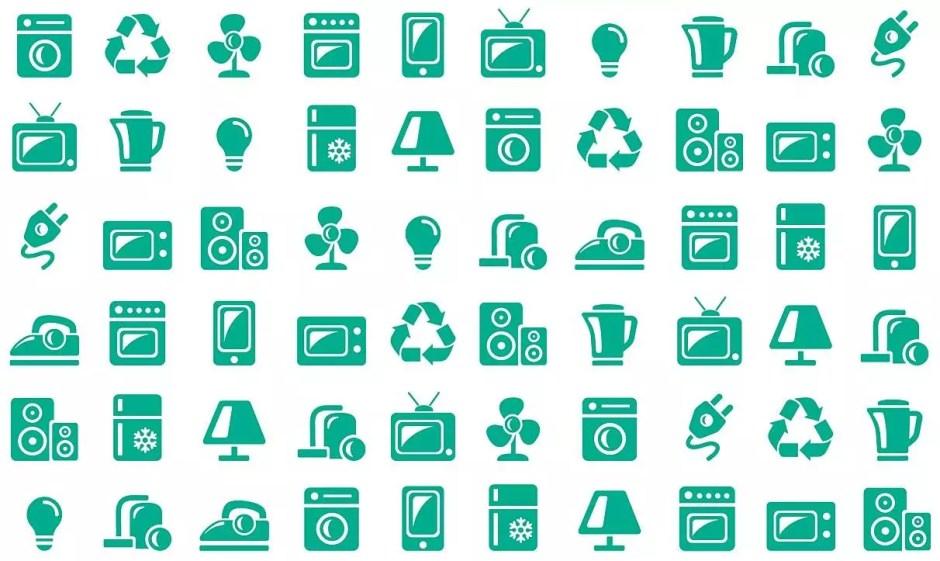 La population résidente en Suisse a rapporté 15 Kg de déchets électriques et électroniques en 2017.