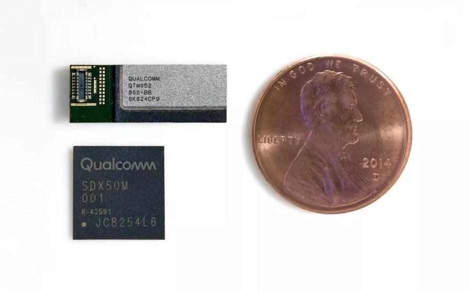 Qualcomm travail d'arrache-pied pour fournir à l'industrie les modems et modules nécessaires à la 5G.