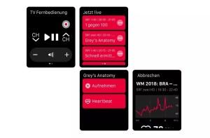 Sunrise améliore encore sa TV numérique grâce à l'Apple Watch!