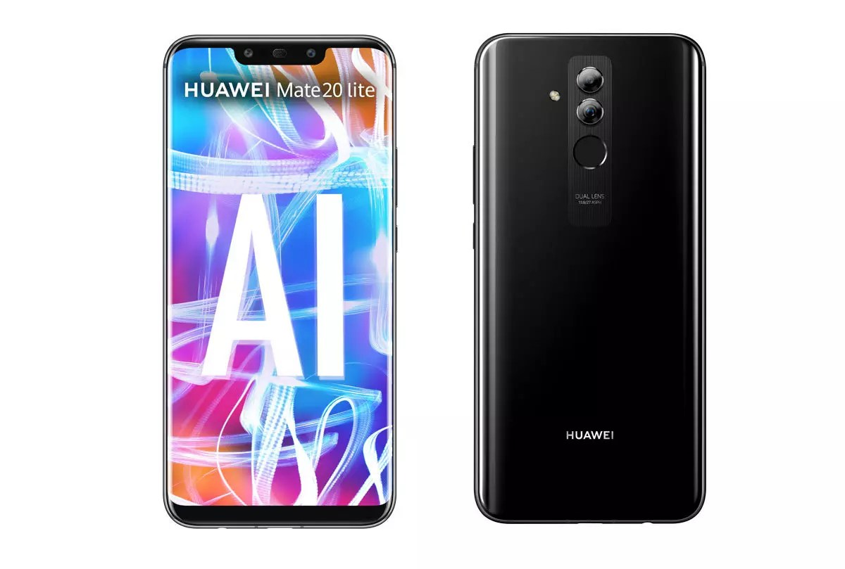 Le Huawei Mate 20 lite est disponible dès septembre en variante double SIM pour 399 francs.