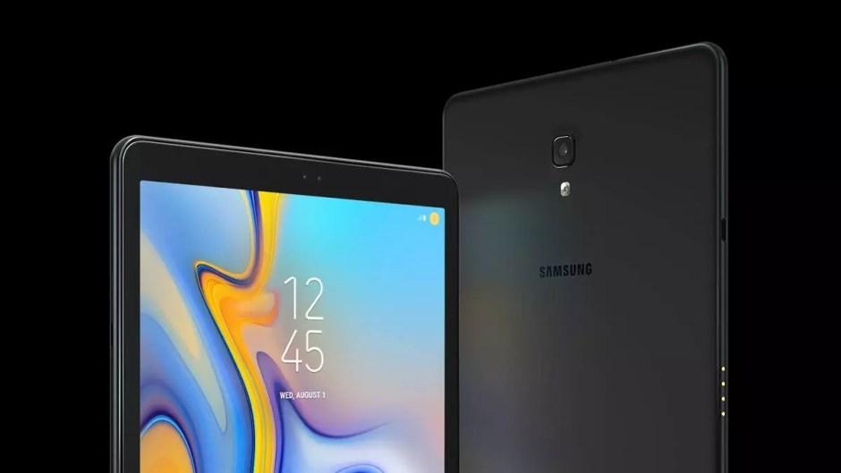 La Samsung Galaxy Tab A 10,5.