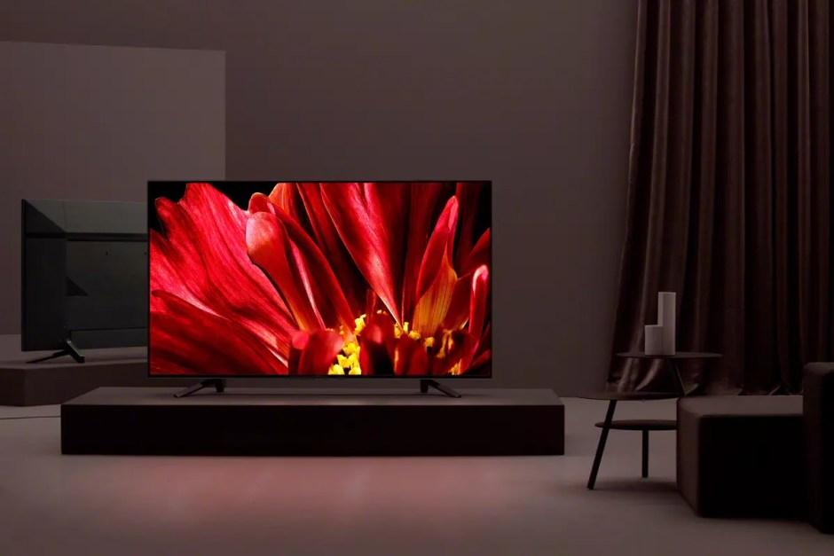 Sony lance sa gamme de TV 4K HDR – Master series.