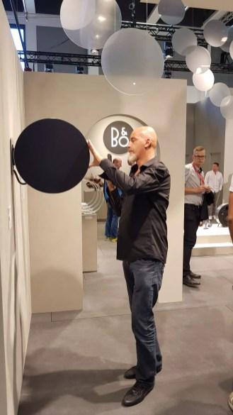 IFA 2018 de Berlin: chez B&O le design est toujours roi!