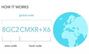 Une adresse postale universelle sur Terre? Google l'a fait et sauve des vies!