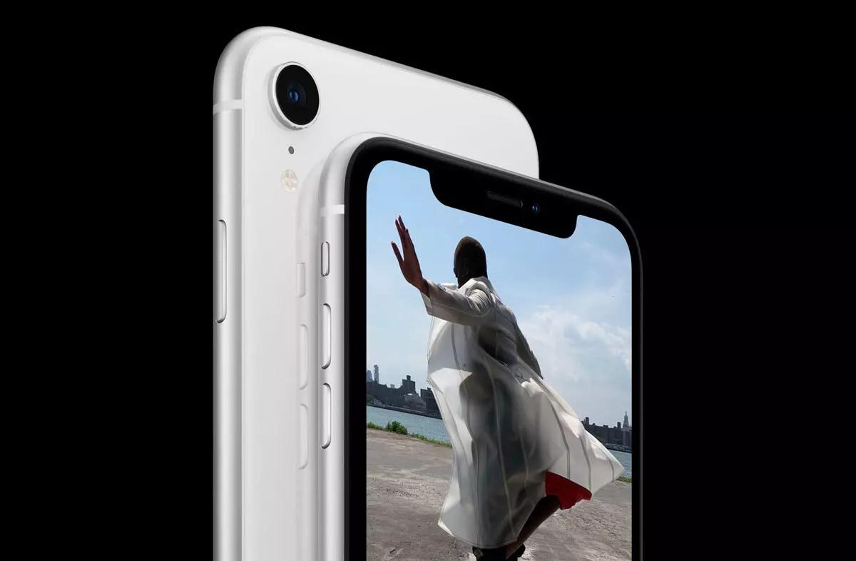 iPhone Xr. Commande dès les le 19 octobre. Disponibilité le 26 octobre.