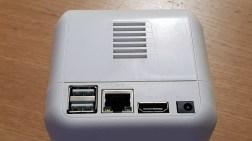 eBlocker: la connectique.