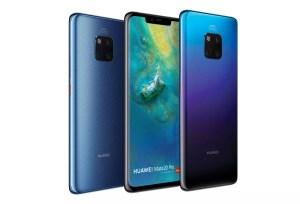 Huawei dévoile ses nouveaux Mate 20 et Mate 20 Pro à triple-capteur photo!