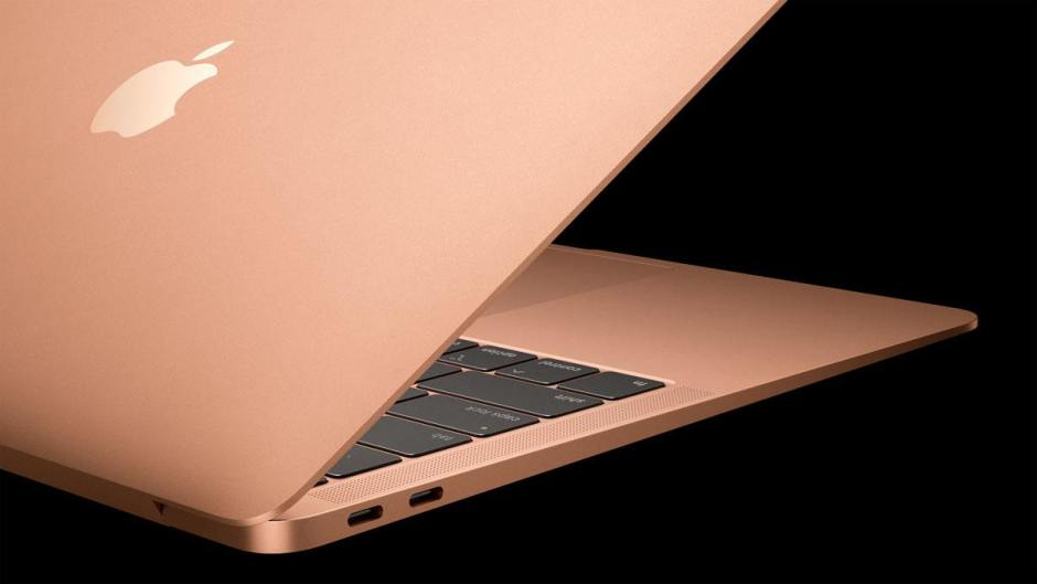 Apple lance en 2018 un nouveau MacBook Air.