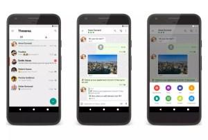 Allez-vous délaisser WhatsApp pour Threema Work chez Sunrise?