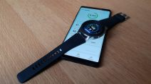 La Samsung Galaxy Watch LTE avec le Note 9.