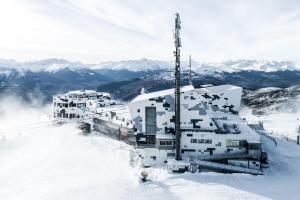 Sunrise lance un réseau 5G sur les pistes de ski de Laax… Pourquoi?