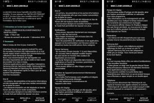 Android 9 Pie: Samsung lance la mise à jour des Galaxy S9 en Suisse!
