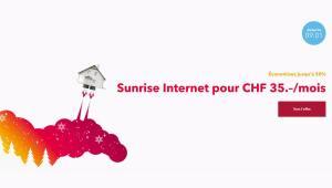 Guerre des prix sur internet et le mobile: Sunrise tente de brader ses offres…