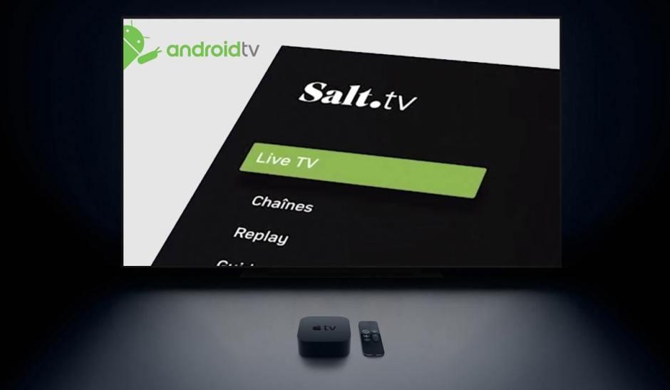 Androit TV et Apple TV: un couple nécessaire?