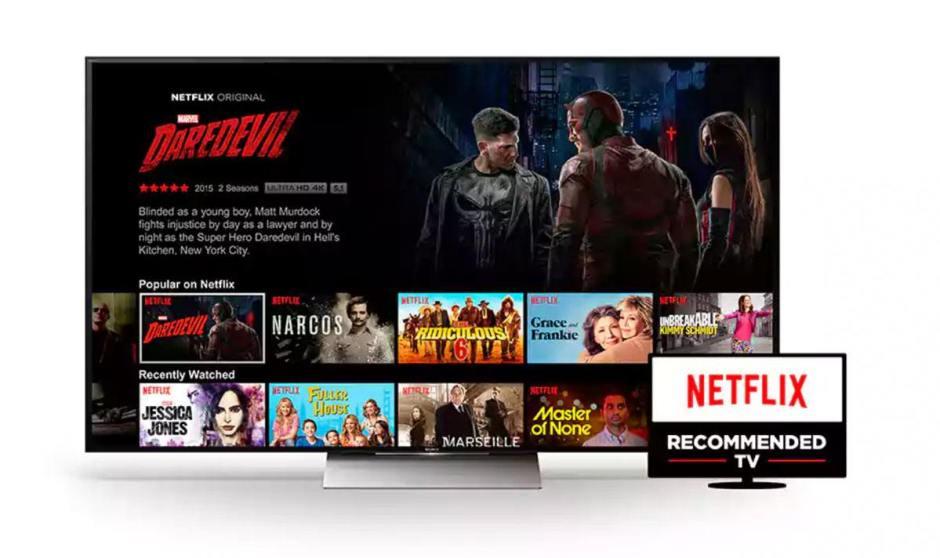 Le Netflix Calibrated Mode est disponible sur certaines Sony Bravia.