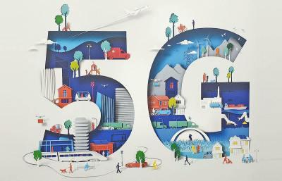 Une représentation de la 5G signée Nokia.
