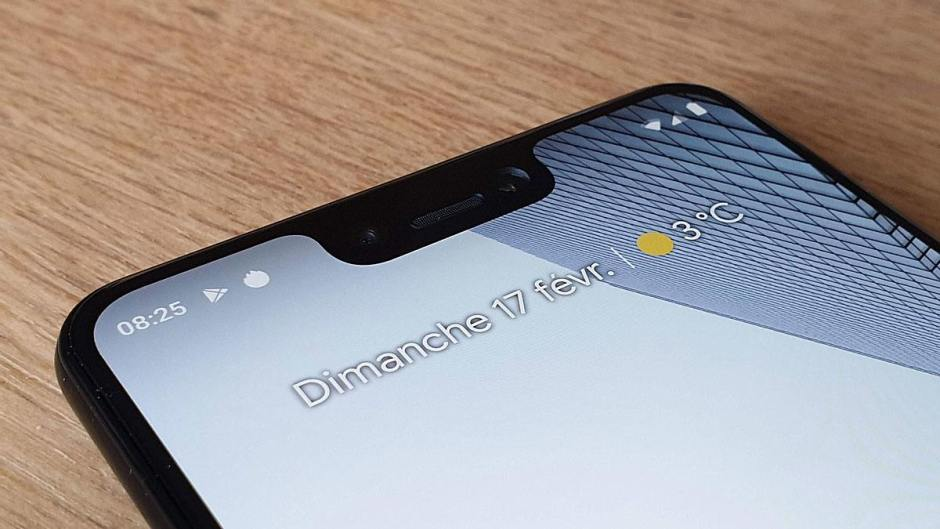 Le Pixel 3 XL de Google : son design luxueux a un prix…