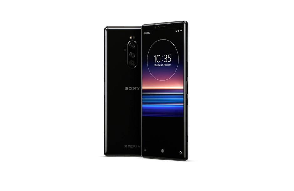 Le Sony Xperia 1 arrivera en juin pour 1099 francs.