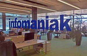 Infomaniak va proposer une alternative suisse à Gmail et Dropbox!