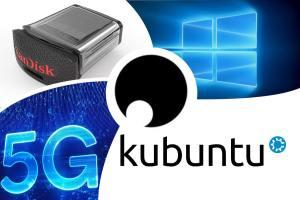 High-tech: tout votre ordinateur sur une clef USB ou dans le nuage?