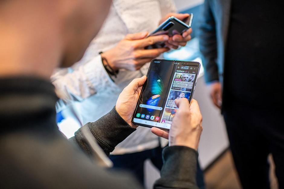 Samsung a a reporté le lancement de son Galaxy Fold suite à différents problèmes.
