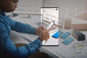 Samsung Galaxy pour les pros, Huawei lance le P30 Lite et UPC communique