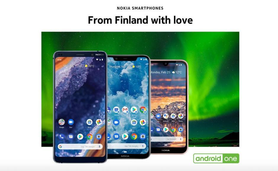 Que reste-t-il de finlandais dans les smartphones Nokia? La marque...