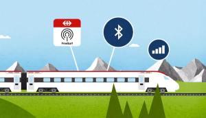 Voici «FreeSurf CFF», Mobile ID chez UPC et la visite de La Dôle par Swisscom