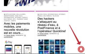 Internet: le test de l'échec programmé des notifications dans le navigateur?