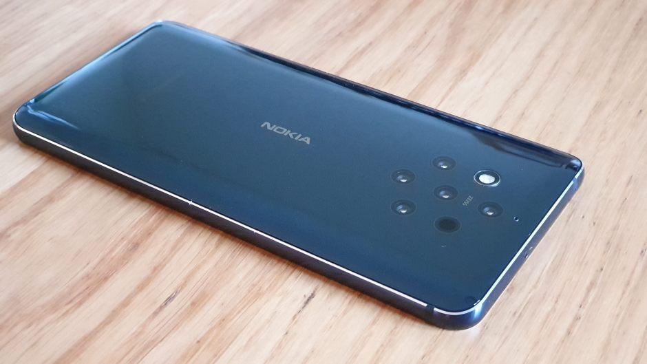 Le Nokia 9 Preview et ses cinq capteur couleurs et monochromes Zeiss.