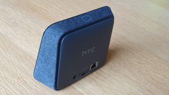 Le dos du HTC hub 5G de Sunrise.