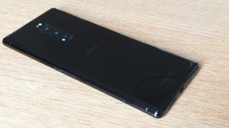 Le Sony Xperia 1 et son système optique à triple capteur.