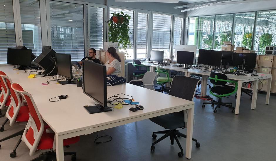 Le Swisscom Digital Lab a été créé il y a trois ans.
