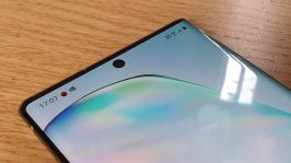 Samsung Galaxy Note 10+: l'écran AMOLED.