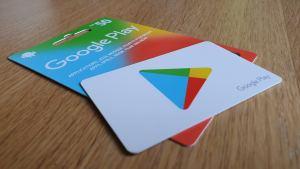 Numérique: gare aux codes cadeau Play que Google ne maîtrise pas…
