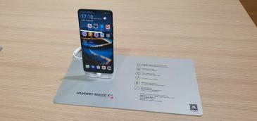 Le Huawei Mate 20x 5G.