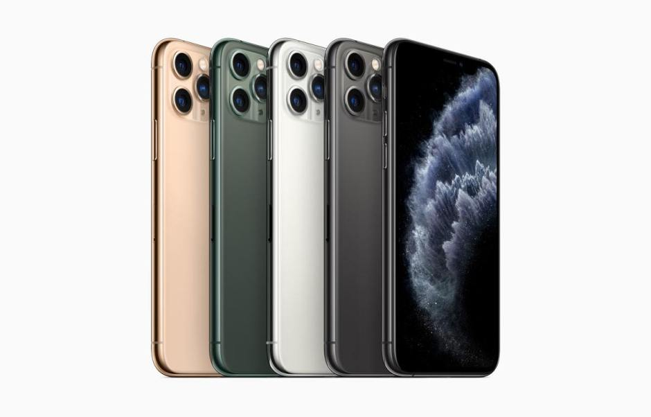 L'Apple iPhone 11 Pro.