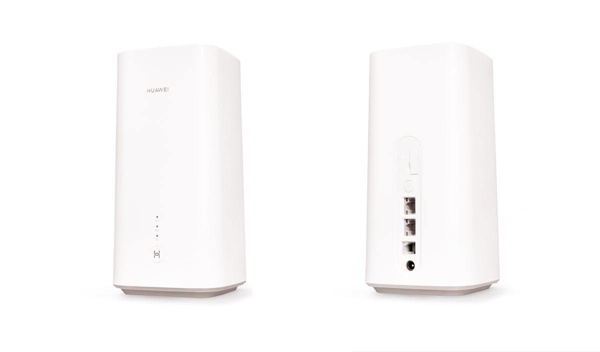 La Sunrise internet box %G est compatible Wi-Fi 6.