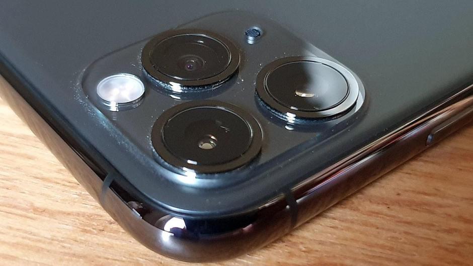 L'Apple iPhone 11 Pro Max.