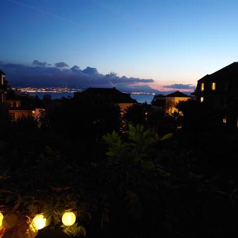 Scène de nuit: Sony Xperia 5.