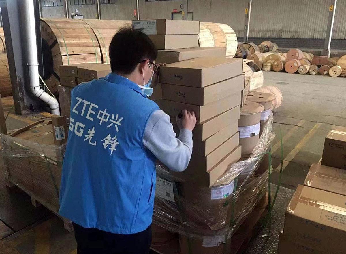 Les Chinois ZTE et Huawei dépoient des réseaux 5G dans les zones frappées par le coronavirus.